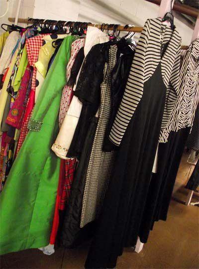Vintage-clothes