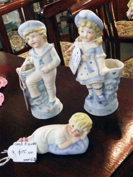 Antique-figurines
