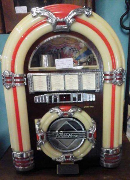 Retro-Juke-Box