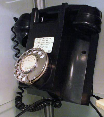 Retro-phone