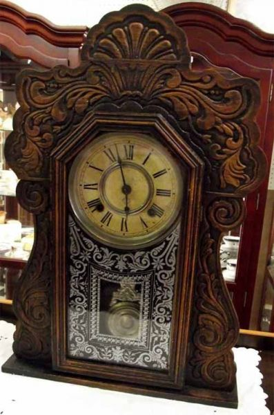 antiqueclock9